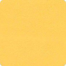 Flannel Solid Light Yellow