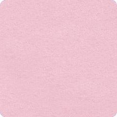Flannel Solid Baby Pink