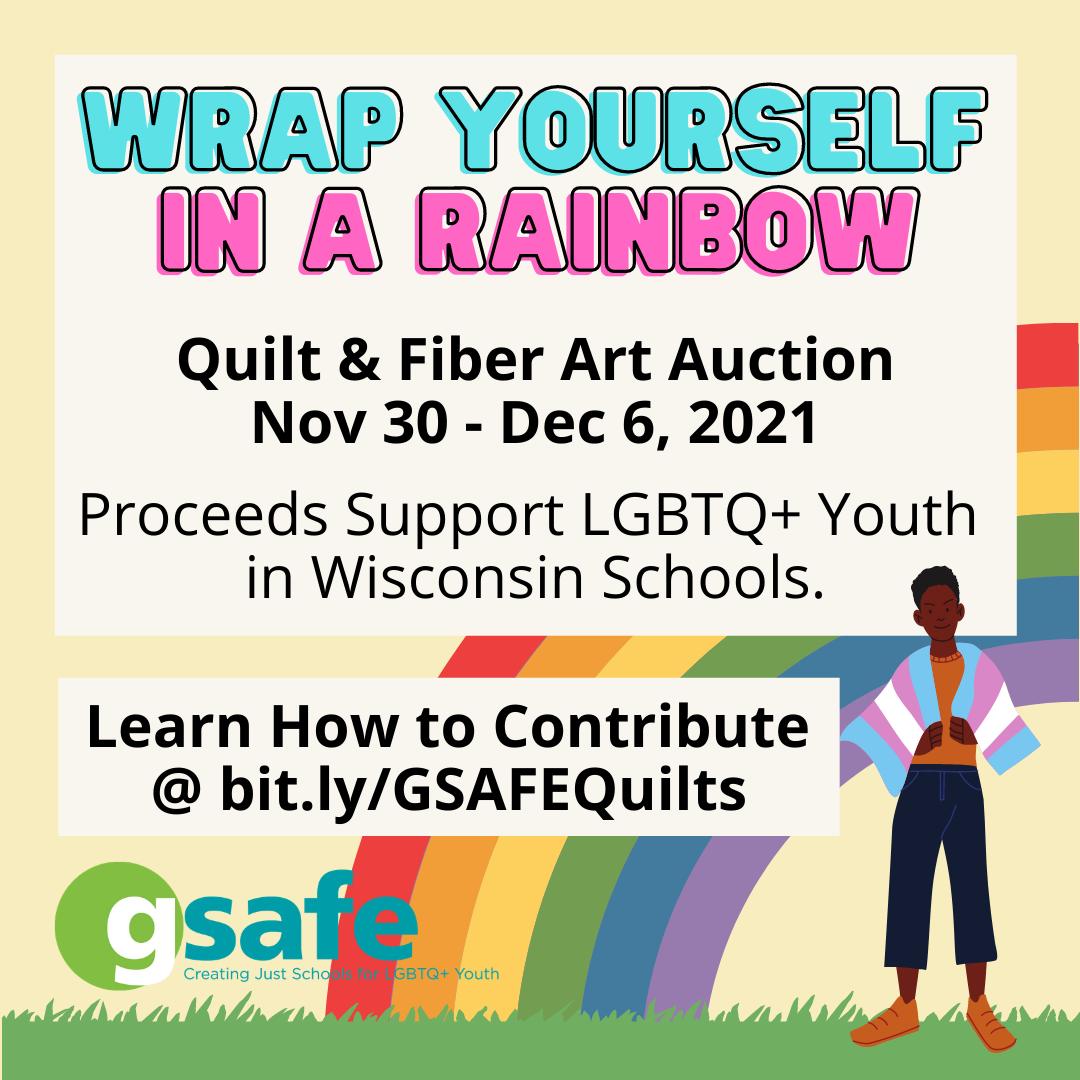 GSAFE Auction donation info
