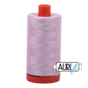 Aurifil 50wt 1300m Light Lilac 2510