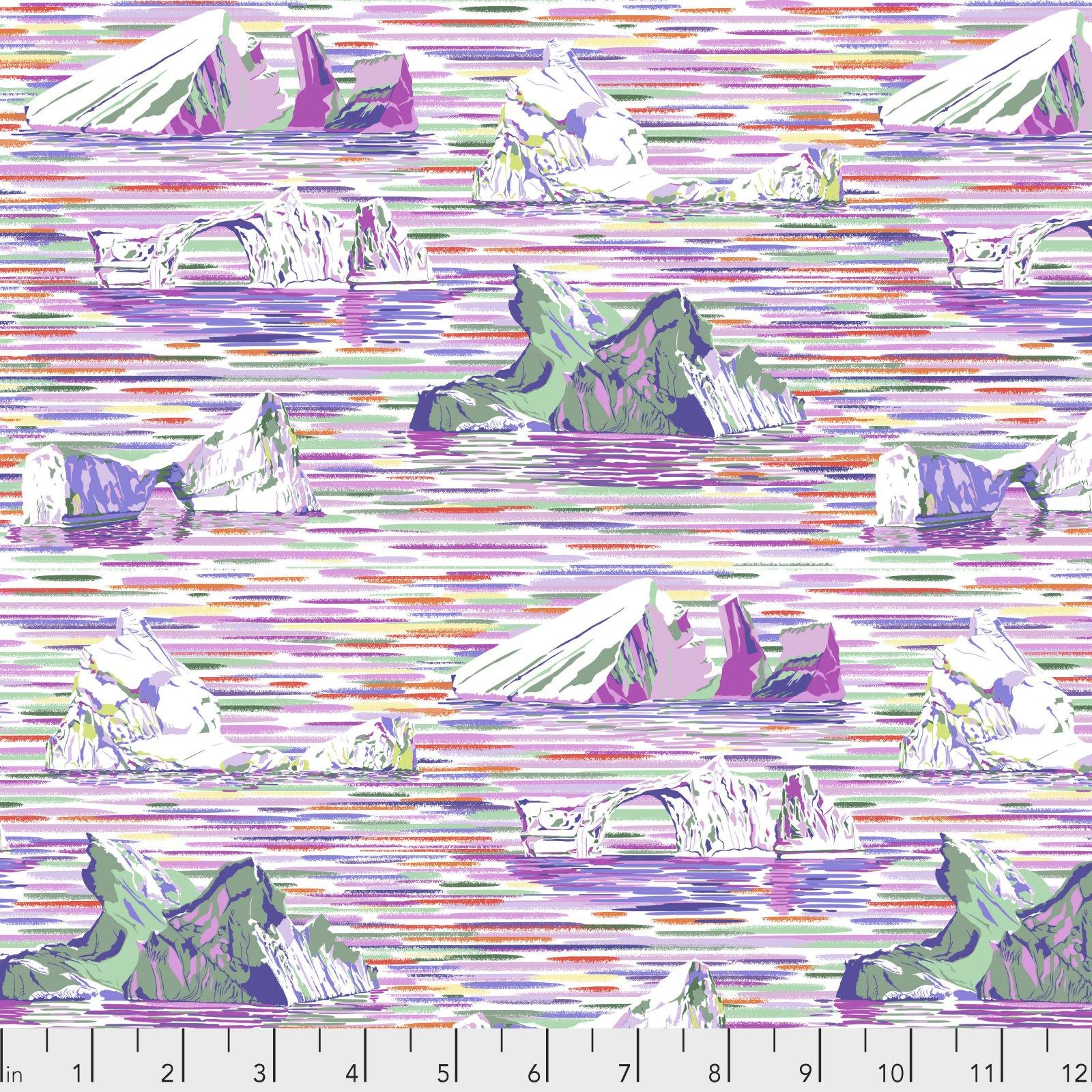 Migration Icebergs Lavender