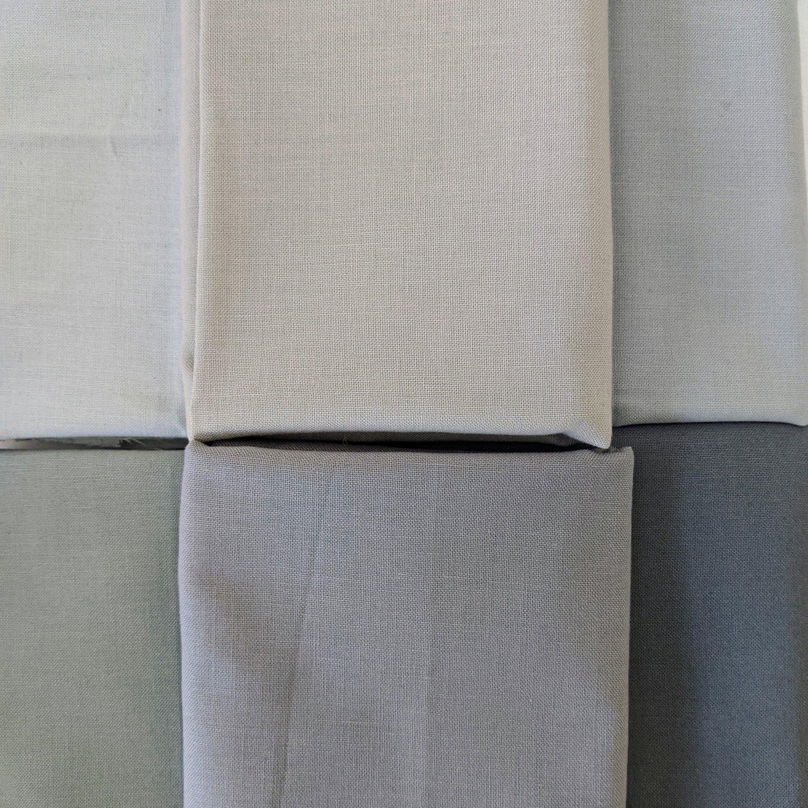 Bundle Bella Solids Grays