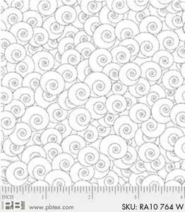 Ramblings 10 Nautilus White/White