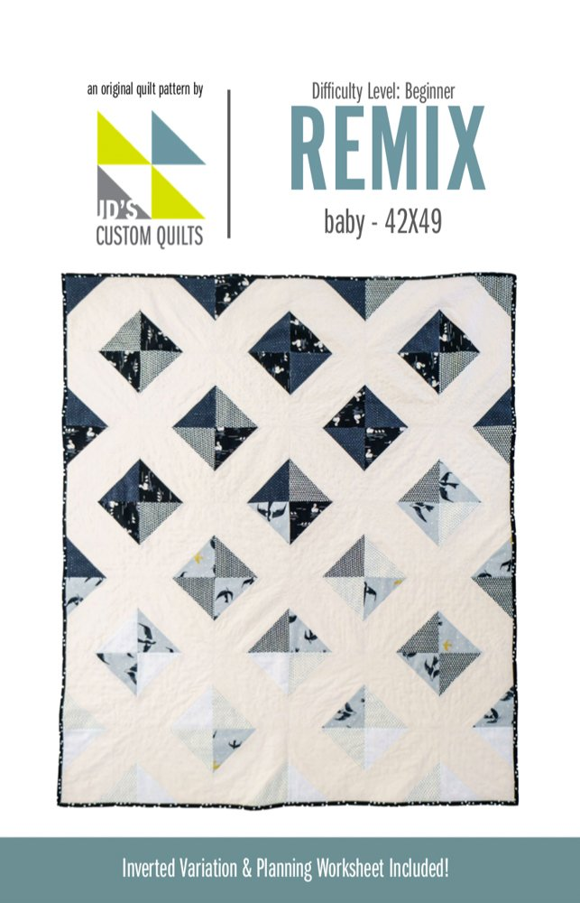 Remix Baby Quilt