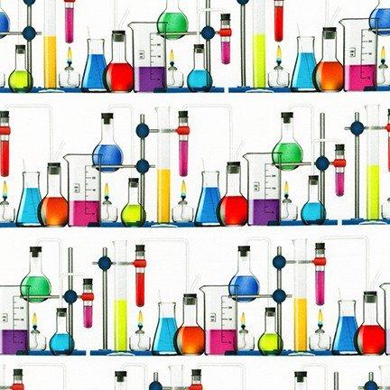 Science Fair Beakers Bright Idea