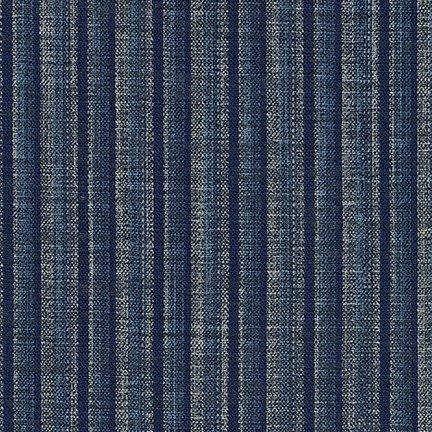 Nara Homespun Stripe Blue