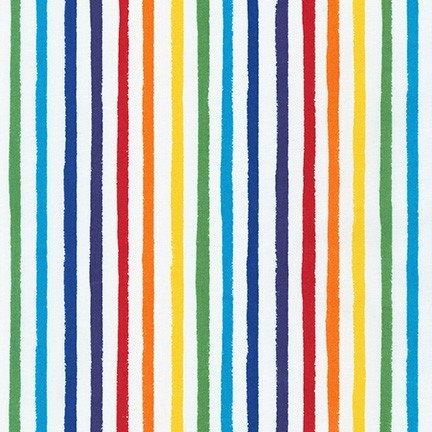 Dot & Stripe Delights Stripe Rainbow