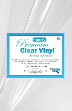 Clear Vinyl 16 Gauge 54