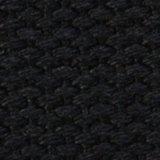 Cotton Webbing 1.25 Black