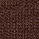 Cotton Webbing 1.25 Dark Brown
