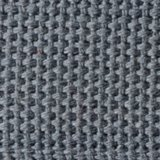 Cotton Webbing 1.25 Gray