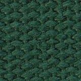 Cotton Webbing 1.25 Hunter Green