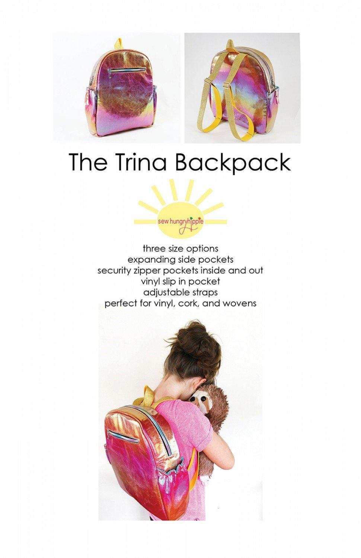 Trina Backpack Pattern