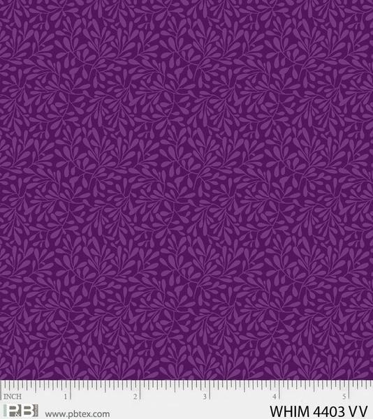 Whimsy Cool Vine Violet