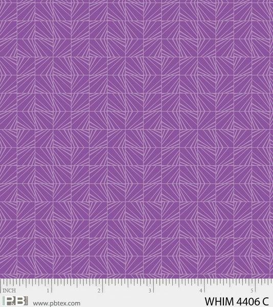Whimsy Cool Maze Purple