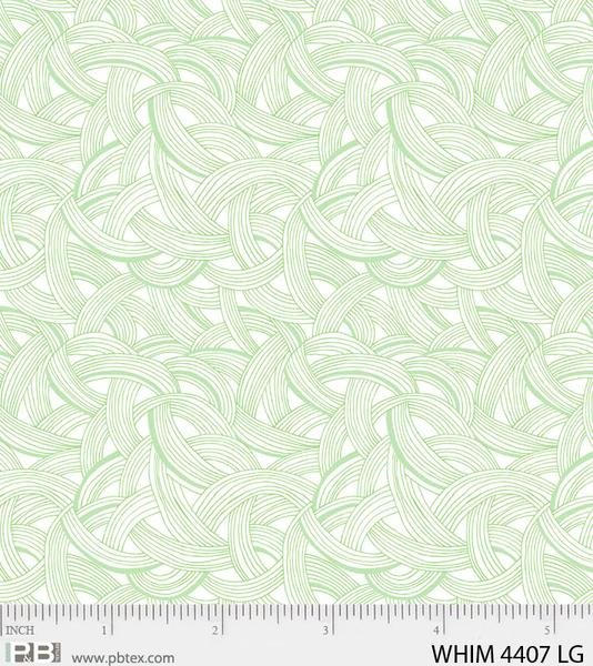 Whimsy Cool Tangle Light Green