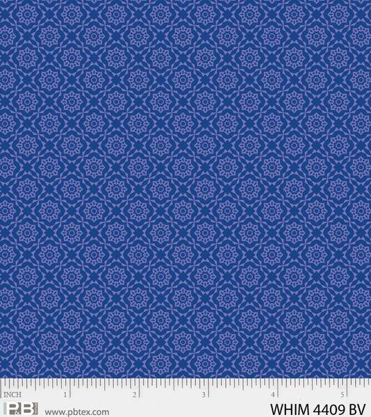 Whimsy Cool Bloom Blue