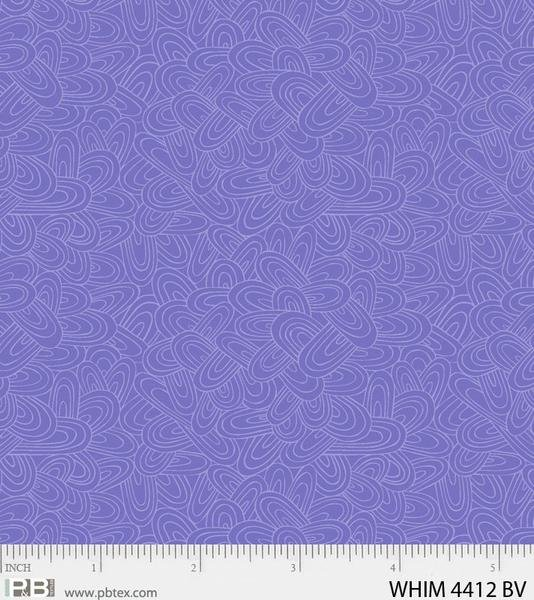 Whimsy Cool Petal Periwinkle