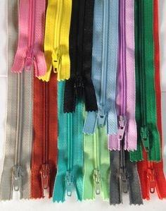 Ziplon Coil Zipper 18