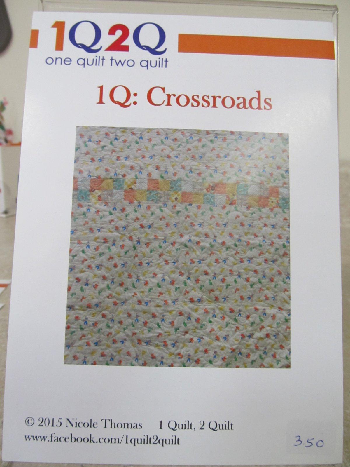1Q: Crossroads