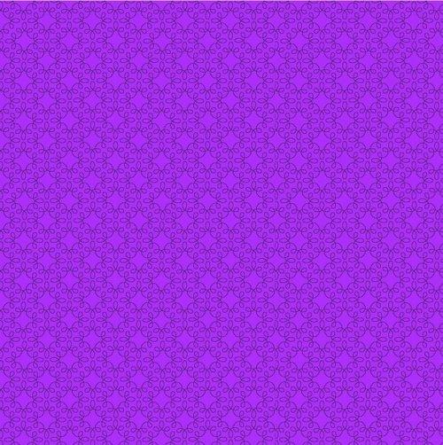 Purple Filagree Geo