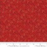 Moda Magnolia Metallics Crimson