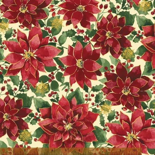WIND HOLIDAY POINSETTIAS