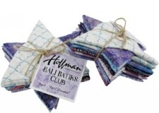 BALI BATIK FAT QUARTER BUNDLE APRIL