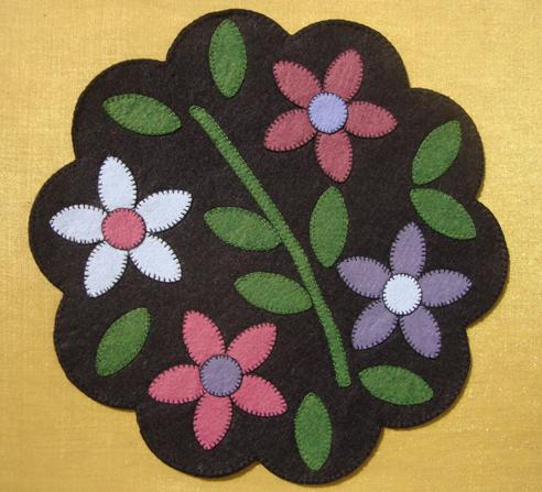 Flowers 'N leaves