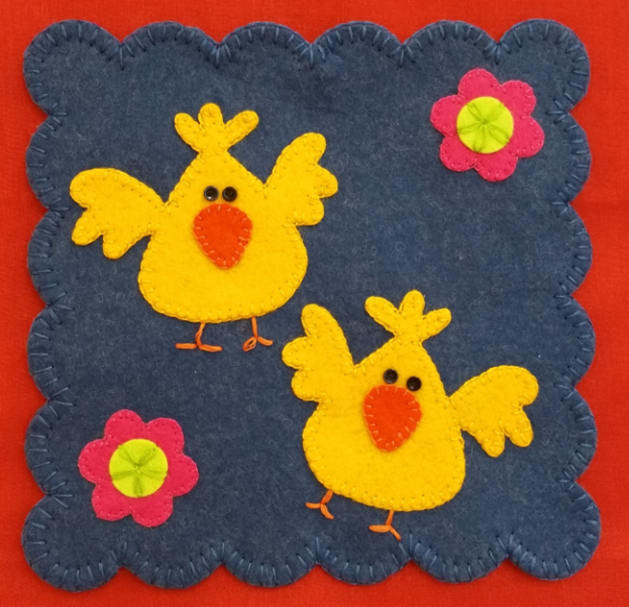 Funky Chickens Mini