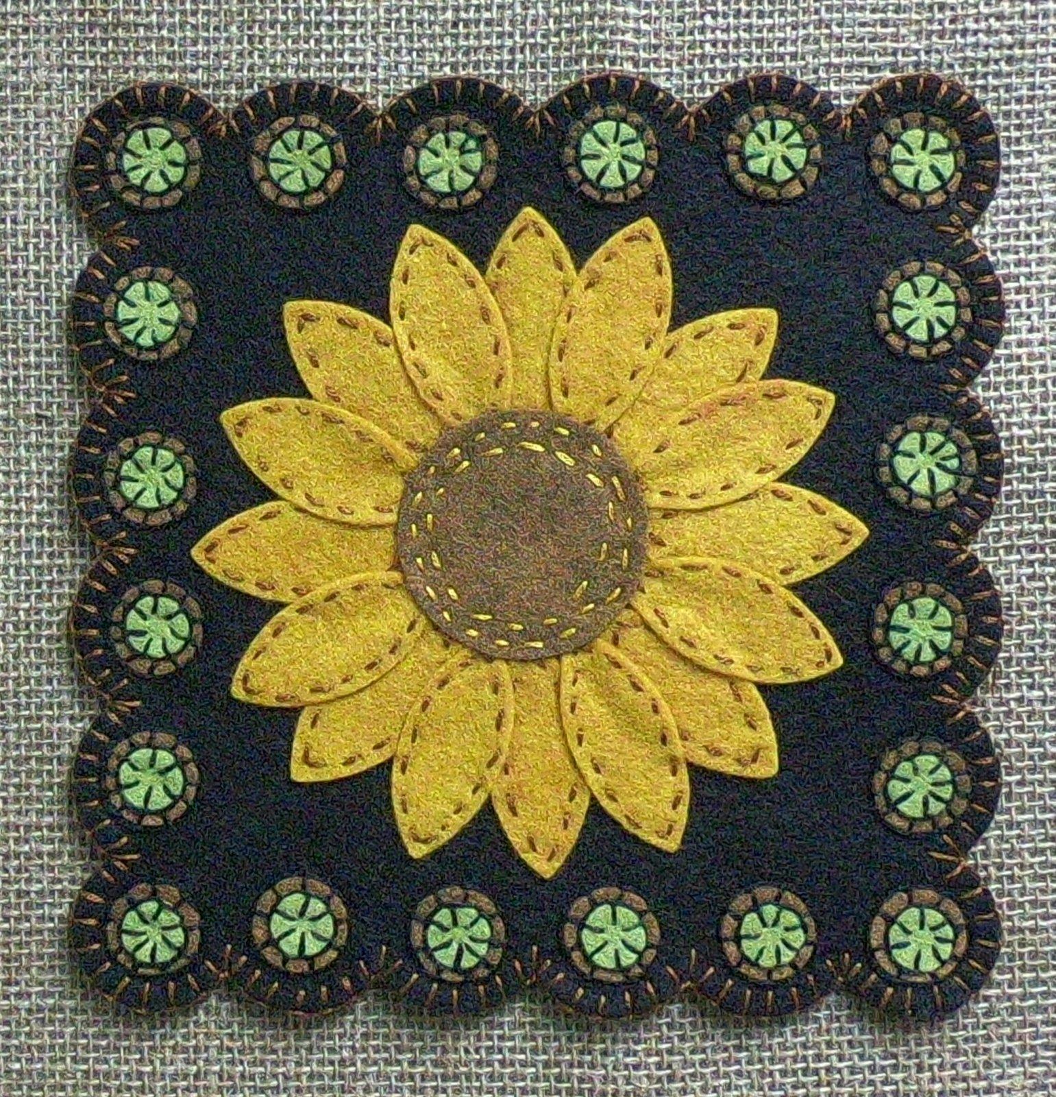 Sunflower Primitive Mini