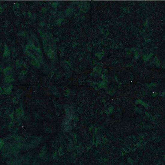 Batik Watercolor Emerald