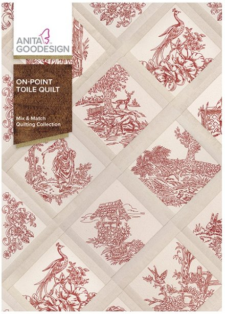 AG On-Point Toile Quilt