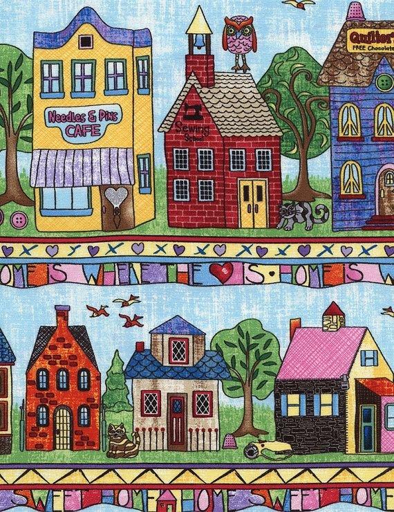 RxR Fabric House Stripe