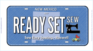 Row by Row 2017 NM Ready Set Sew