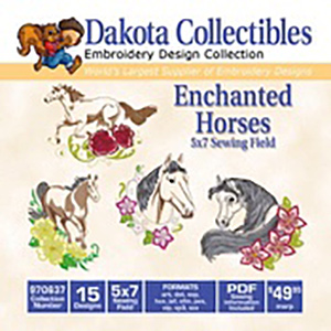 Enchanted Horses 970637