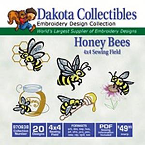 Honey Bees 970638