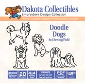 970763 Doodle Dogs