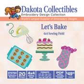 970764 Let's Bake