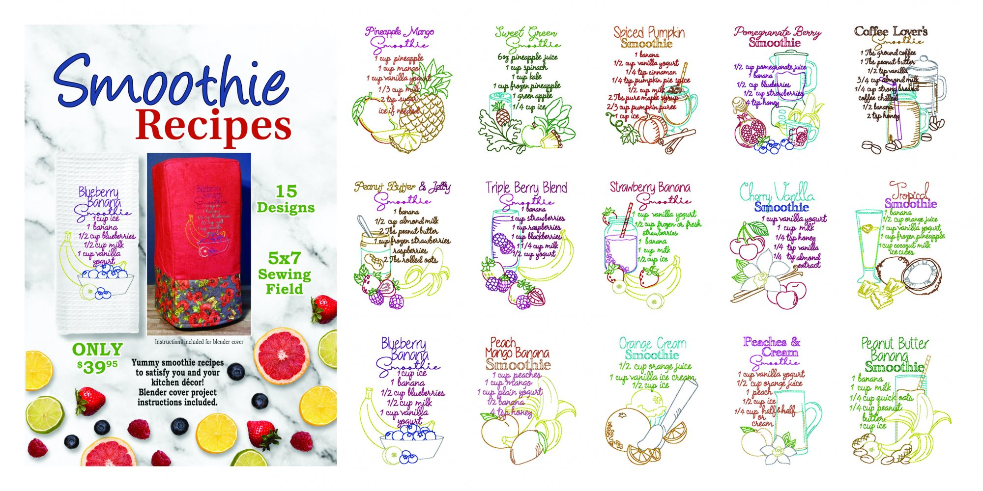 970801 Smoothie Recipes (5x7)