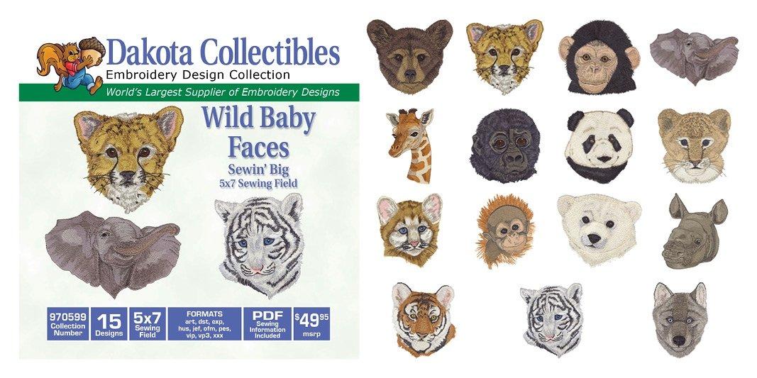 Wild Baby Faces 970599