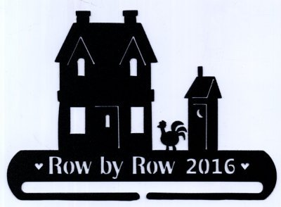Row by Row 2016 Hangar 9