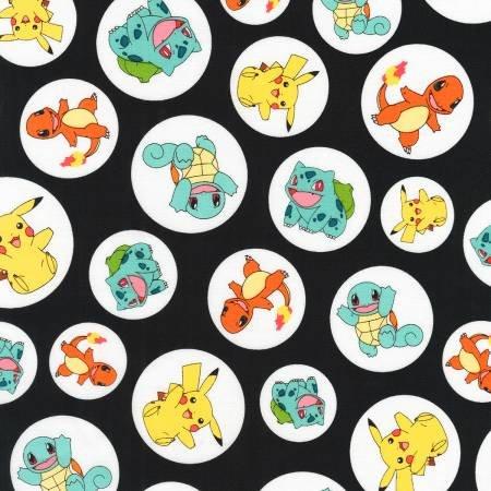 Black Pokemon Circles