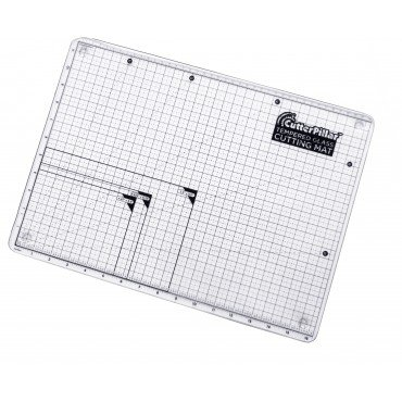 CutterPillar Tempered Glass Cutting Mat