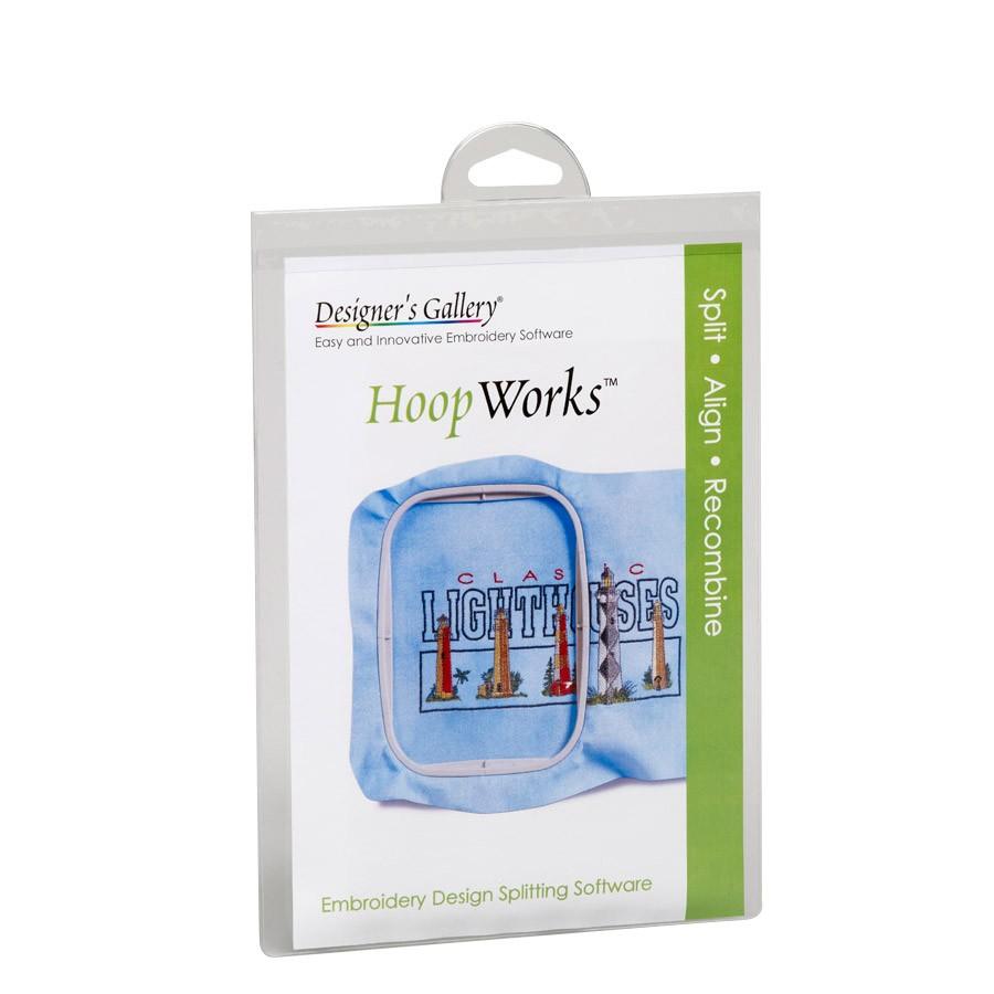 Hoop Works workbook + CD