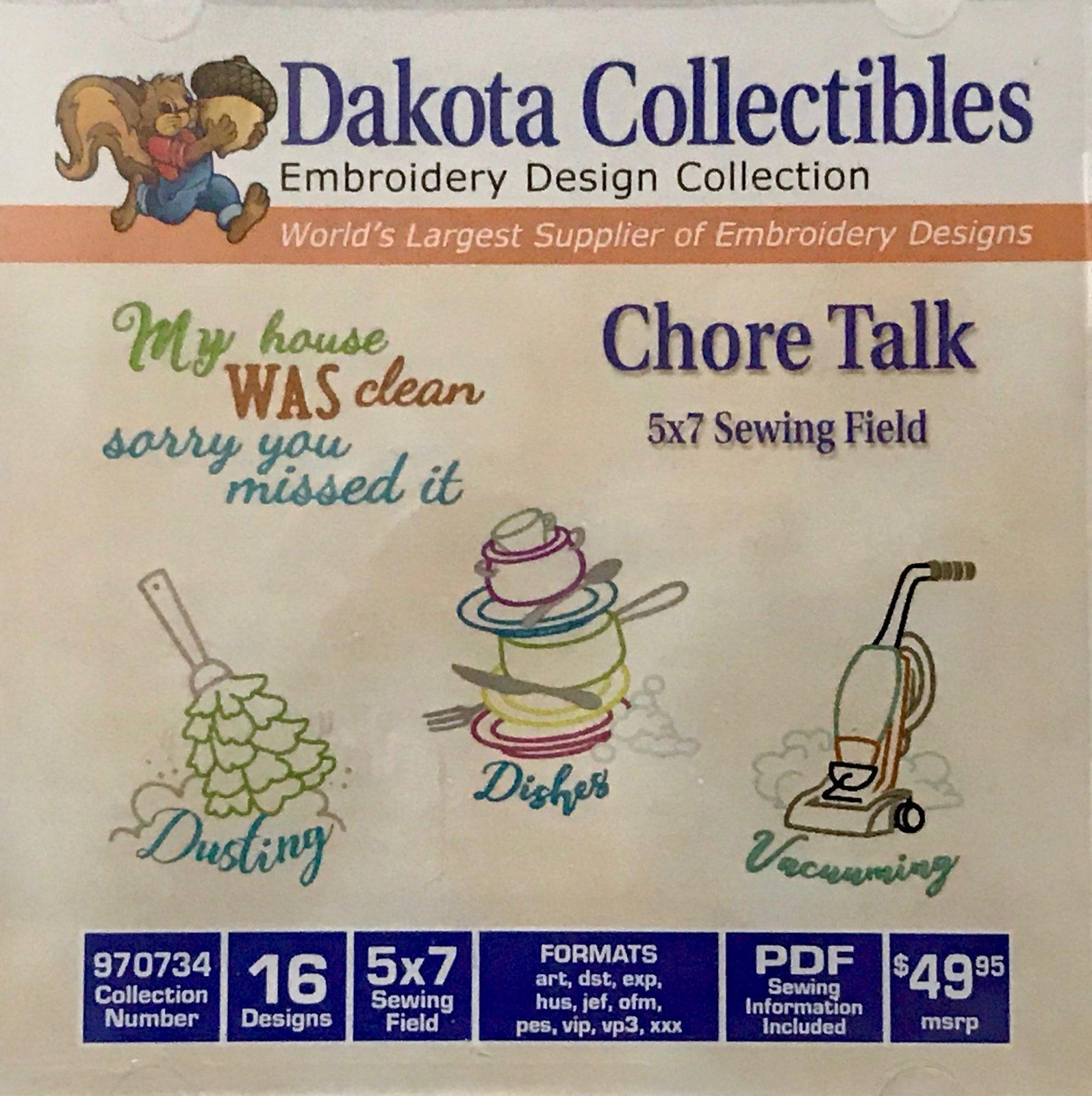 Chore Talk 970734