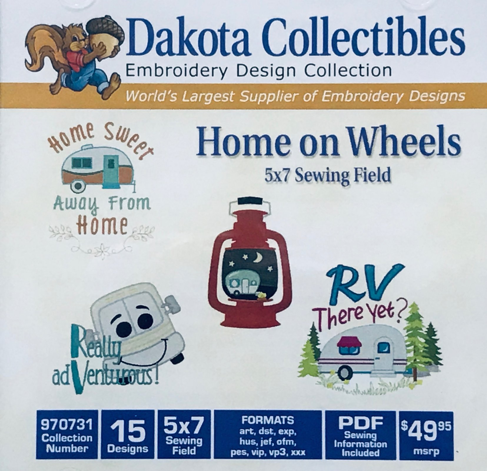 Home on Wheels 970731