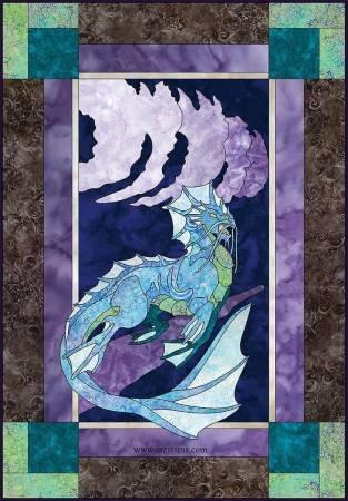 Elemental Water Dragon