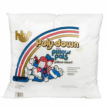 POLYPROPYLEN PILLOW INSERTS 24IN X 24IN