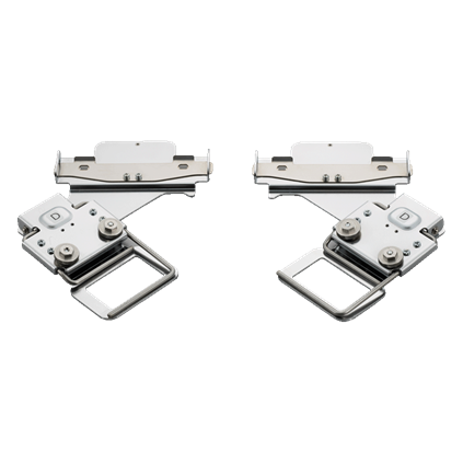 Brother PR1000 Multi-needle Series Left & Right Shoe Clamp Frames